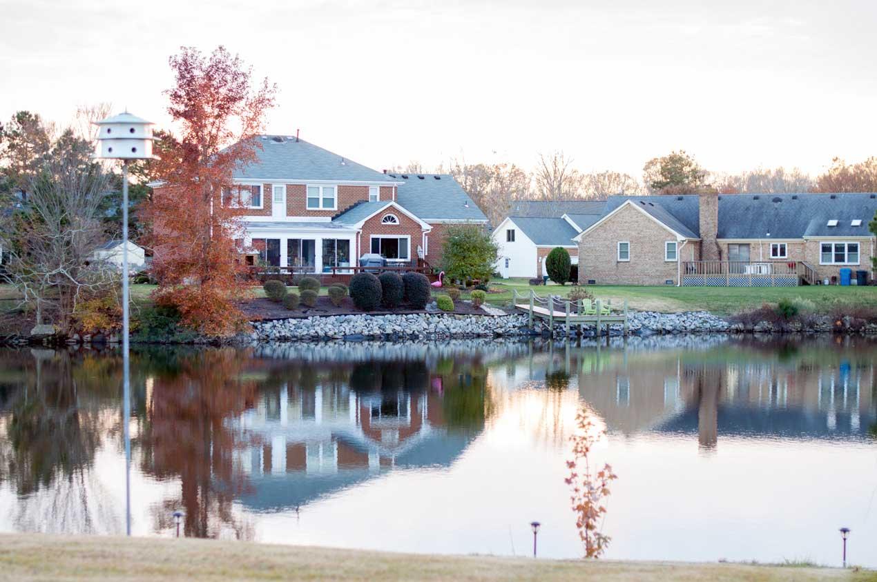 Bellwood Estates Lake